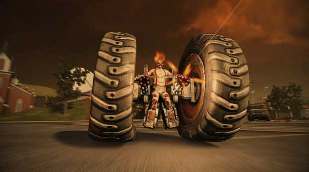 Twisted Metal Extended Reveal Trailer News Videos  Twisted Metal