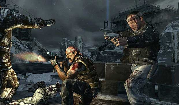 """Black Ops Escalation """"Call of the Dead"""" Trailer News Xbox  Black Ops"""