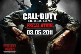 Black Ops Map Pack 2: Escalation Due on Xbox 360 in May