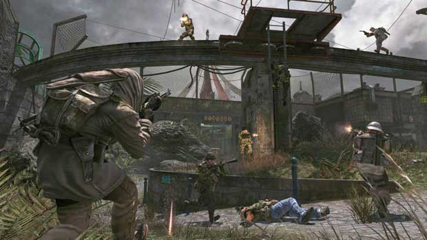 Black Ops Escalation DLC Extended Cut Gameplay Video