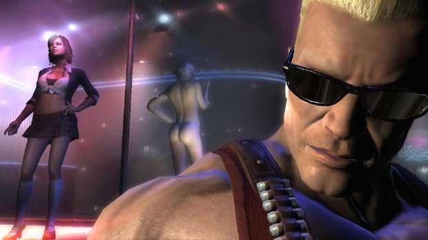 The Women of Duke Nukem Forever News Videos Xbox  Duke Nukem Forever