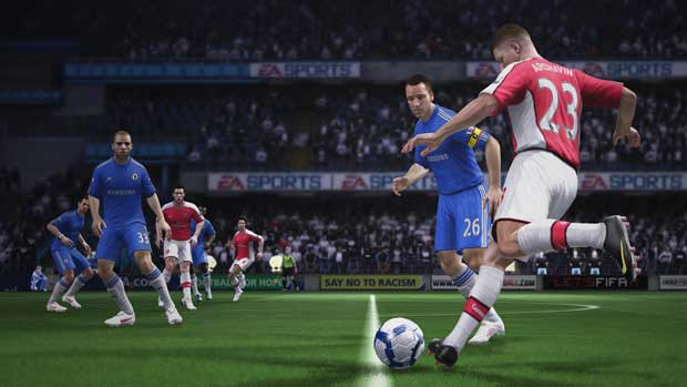 FIFA 12 To Take the Pitch on 3DS and NGP