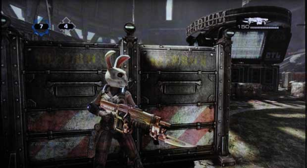Gears of War 3 Beta Players Get Easter Surprise