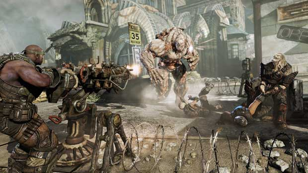 Gears of War 3 Pre-orders on Record Setting Pace News Xbox  Gears of War 3