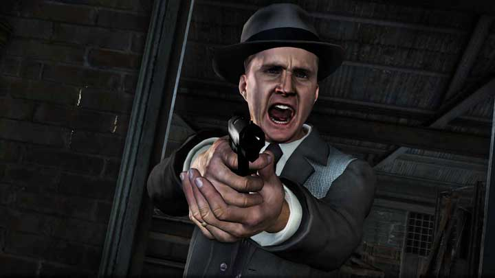 Latest LA Noire Trailer Takes You Through the Ranks
