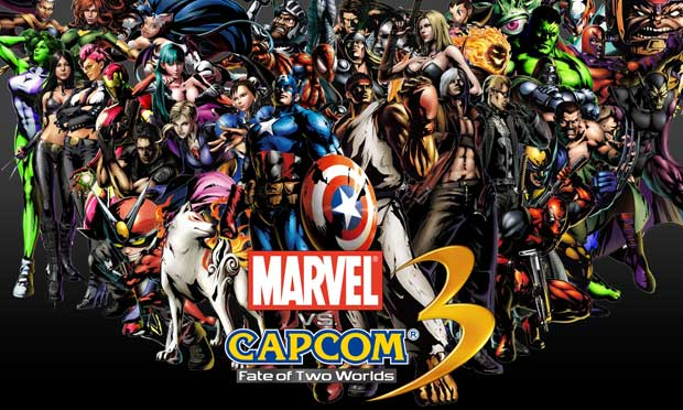 Future Rumored Marvel Vs Capcom 3 DLC Character List