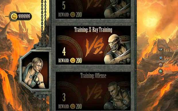 Mortal Kombat Challenge Tower Walkthrough