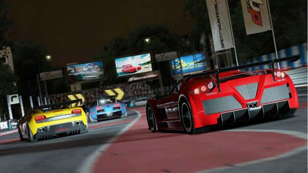 News Videos Xbox  Shift 2 Unleashed Gran Turismo 5