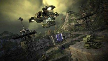 "First Details of Warhawk Sequel ""Starhawk"" Revealed"