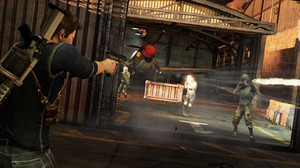 Uncharted 3 Extended Cut Multiplayer Footage