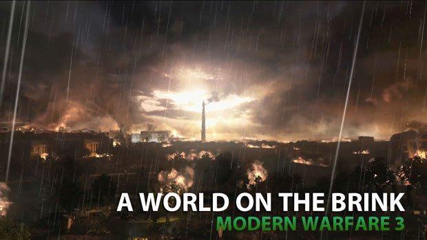 Modern Warfare 3 Bigger and More Destructible