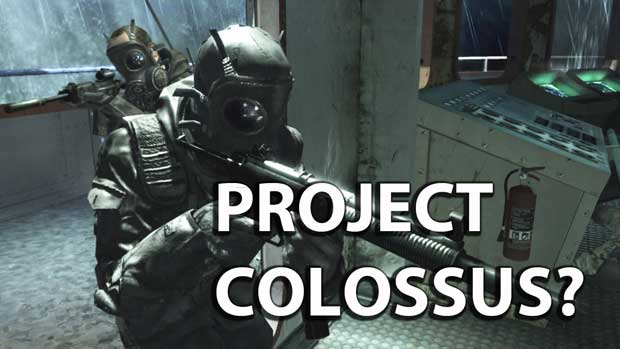 Call of Duty: Project Colossus Listed For November 8th