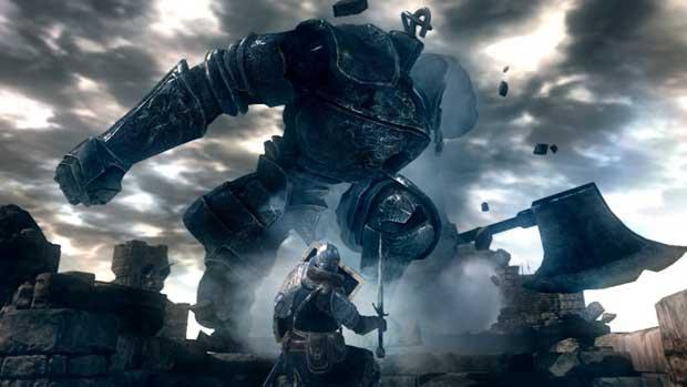 Dark Souls New Screens Released News Xbox  Dark Souls