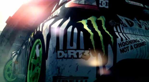 DiRT 3 Official Launch Trailer