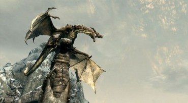 Elder Scrolls V: Skyrim & Friendly Dragons