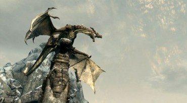 Elder Scrolls V: Skyrim & Friendly Dragons