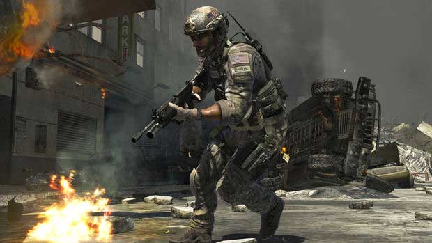 Modern Warfare 3 Official Screenshots
