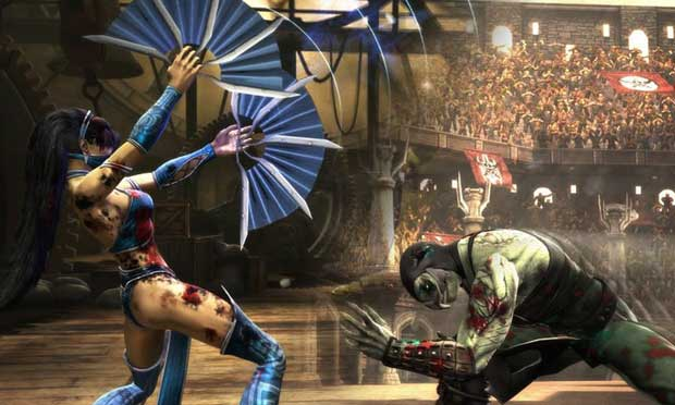 Play Mortal Kombat Online Without Pass