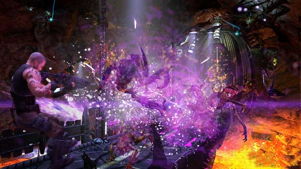 Red Faction: Armageddon Demo is out on Xbox Live News Xbox  Red Faction Armageddon