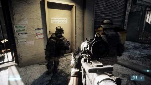Exclusive Battlefield 3 Coverage on Spike TV News  Battlefield 3