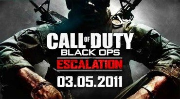 Black Ops Escalation Map Pack will Release Early AM PST