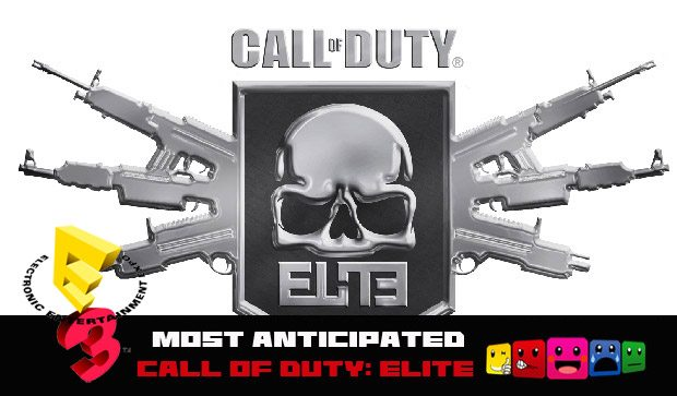 Our Most Anticipated Games of E3: Call of Duty Elite