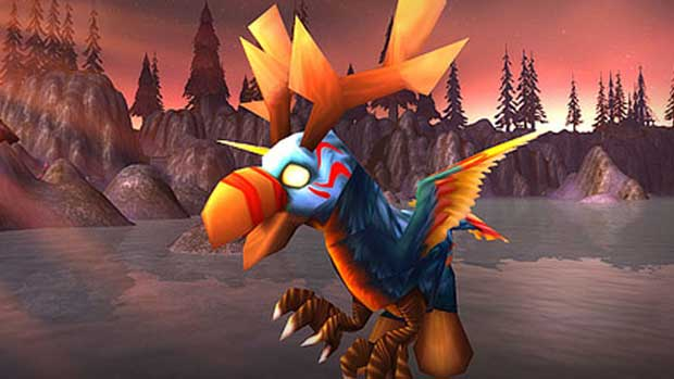 World of Warcraft Offers Exclusive Pet For Charity News  World of Warcraft