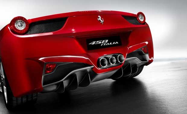 Forza 4: Say Hello to the Ferrari 458 Italia