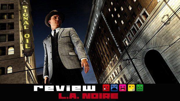LA Noire Review - Xbox 360 Reviews Xbox  LA Noire