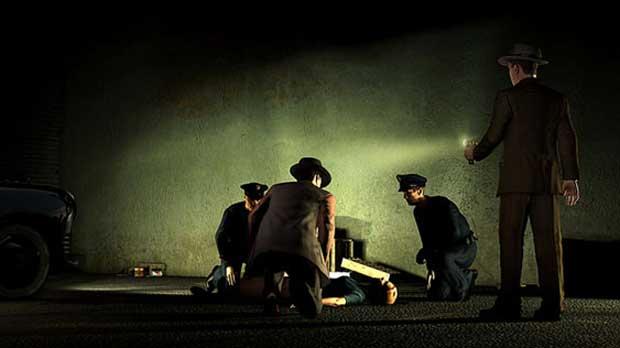 LA Noire Details DLC Options News Xbox  LA Noire