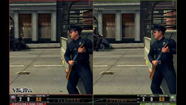 LA Noire Head to Head PS3 vs Xbox 360 Video Analysis - Attack of ...