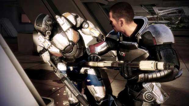 Mass Effect 3: Shepard Vs Cerberus