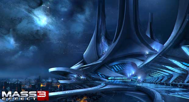 Mass Effect 3 Sees Delay, Pushed to 2012 News Xbox  Mass Effect 3