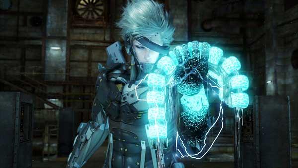 Metal Gear Solid Rising xbox 360 news