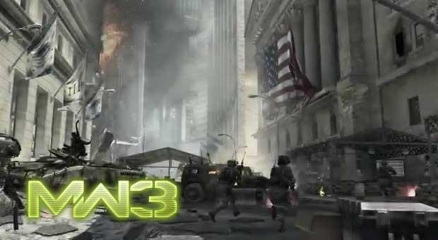 News Video  Modern Warfare 3