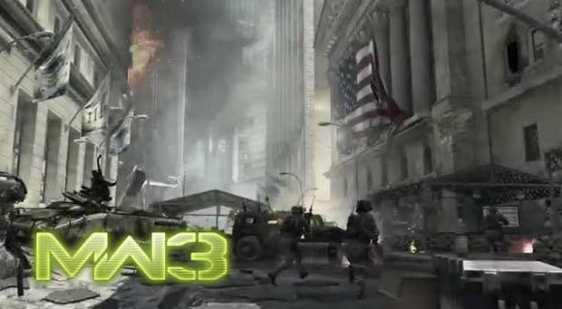 Modern Warfare 3 Co-op Would Take Away From the Experience News  Modern Warfare 3