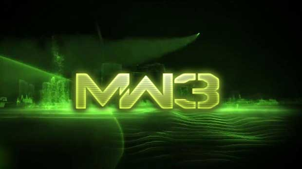 News Xbox  Modern Warfare 3