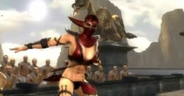 Mortal Kombat 9 Skarlet Gameplay Footage