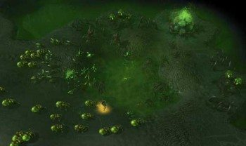 Starcraft II: Heart of the Swarm Screenshots