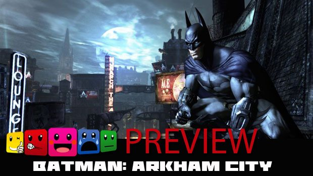 Hands On Preview With Batman: Arkham City