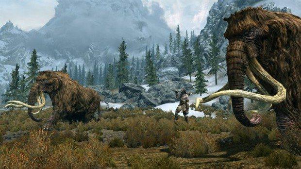 New The Elder Scrolls V: Skyrim Screenshots