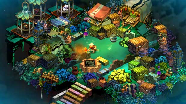 Bastion Hands on Preview from E3 E3 News Xbox  Bastion