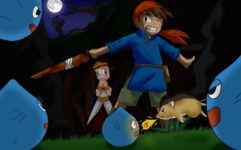 Dragon Quest X A Possibility on Wii U