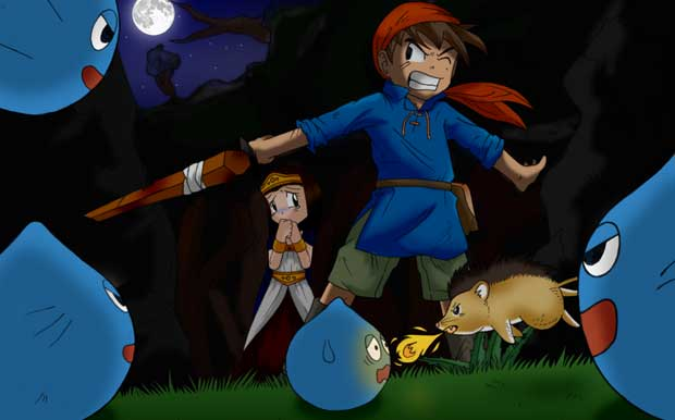 Dragon Quest X A Possibility on Wii U News