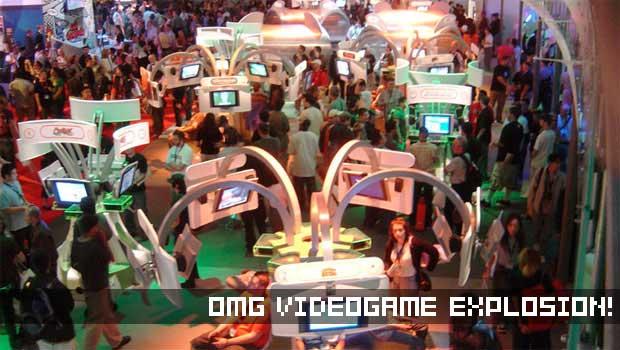 E3 2011 Attendance Shows Successful Outing E3 News  E3