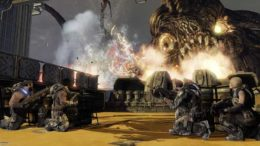 Gears of War 3 Looking to Rival Halo as Xbox 360's Top Franchise