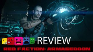 Red Faction: Armageddon Review