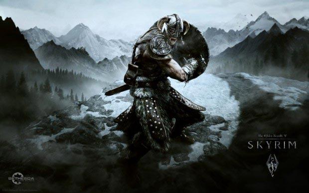 The Elder Scrolls V: Skyrim screenshots news e3