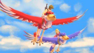 The Legend of Zelda: Skyward Sword Screenshots from E3