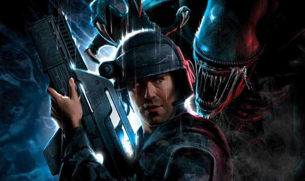 Aliens: Colonial Marines at E3 Ships 2012 News  Aliens: Colonial Marines